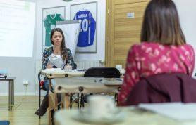 Relacja fotograficzne ze szkolenia z Marceliną Przeździęk