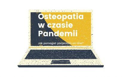 Rola osteopatów w obecnej pandemii