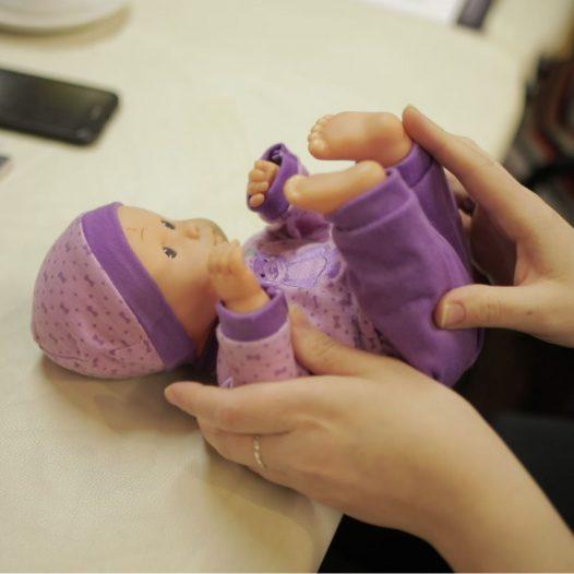 Hemiplegia u dzieci szkolenie