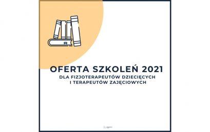 NOWOŚĆ – SZKOLENIA 2021!